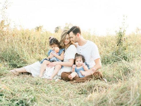 Howard County Conservancy Family Session | Baltimore MD Photographer | The Demayo Family