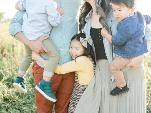Howard County Conservancy Family Session | Baltimore MD Photographer | The Chi Family