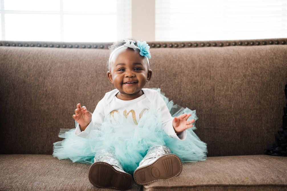 baltimore maryland photographer | a first birthday session | sage