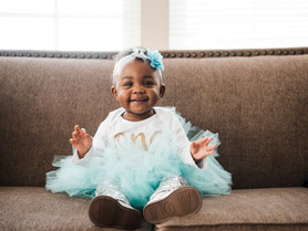 baltimore maryland photographer   a first birthday session   sage