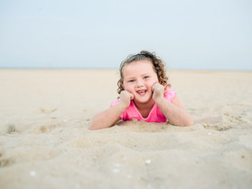 eastern shore maryland photographer | a ocean city family session | macie