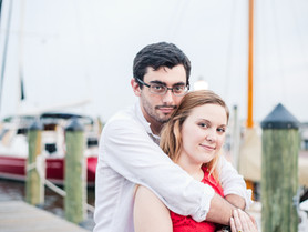 annapolis maryland photographer   a downtown annapolis engagement   morgan + michael