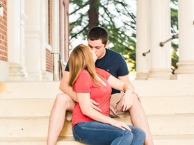 annapolis maryland photographer   a downtown annapolis engagement   michelle + nathan