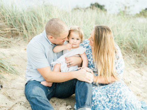 Terrapin Beach Family Session | Eastern Shore Family photographer | The Fisher Family