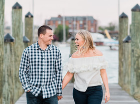 downtown annapolis engagement   jimmy & katelyn