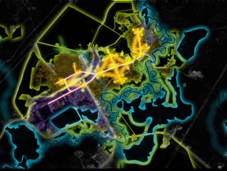 ГРАДОСТРОИТЕЛЬНАЯ КОНЦЕПЦИЯ СЧАСТЛИВОГО БУДУЩЕГО  По материалам конкурса Города Югры 2050