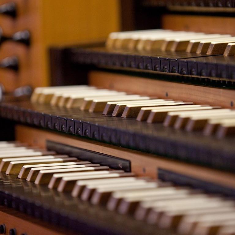 Органные шедевры и оперные хиты. Бах, Лист, Верди, Беллини