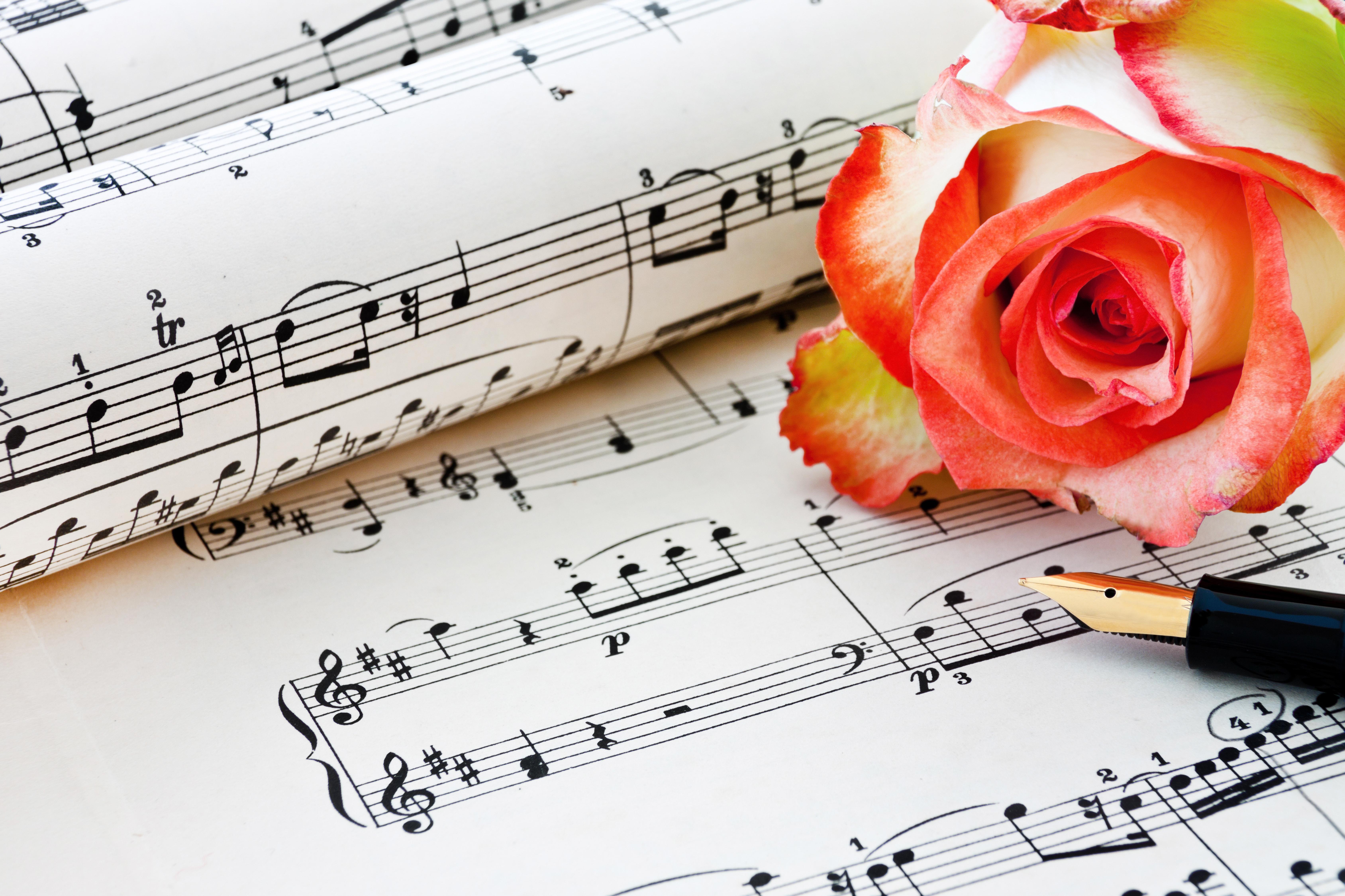 картинки с тематикой музыки перламутр качестве основного