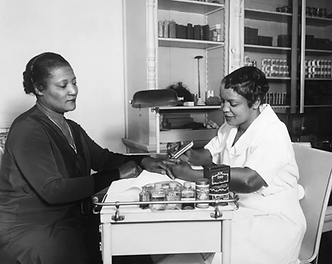 Black Beauty Salons George Rinhart/Getty