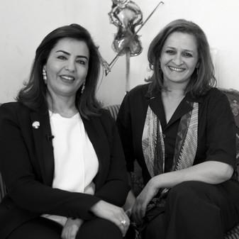 Maha AlGhunam and Nada Alshammari.jpg
