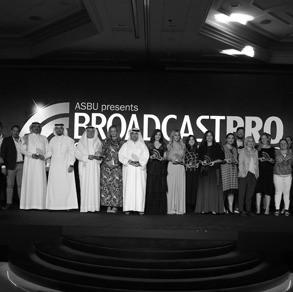 Broadcast pro Award Space Initiative of