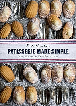 great british bake off contestants, gifts for bakers, edd kimber patisserie made simple