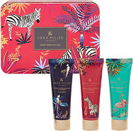 Sara Miller Tahiti Trilogy Hand Cream in Tin Box Gift Set,