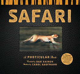 safari a photicular book dan kainen, safari books, safari guides, safari travel guides, best safari guides, safari guides 2016, travel gifts, travel presents, safari gifts