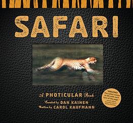 safari a photicular book dan kainen, safari books, safari guides, safari travel guides, best safari guides, safari guides 2016, travel gifts, travel presents, safari gifts