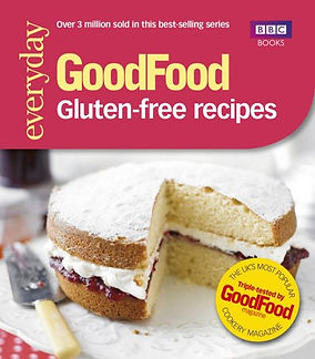 GOOD FOOD GLUTEN-FREE RECIPES, GLUTEN FREE BAKING
