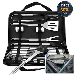 barbecue tool set
