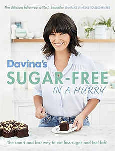 davina's sugar free, sugar free baking books, sugar free recipe books, baking recipes without sugar, sugar free baking ideas, easy sugar free baking recipes, best sugar free baking recipes, home baking gifts, gifts for bakers, baking gifts, baking presents