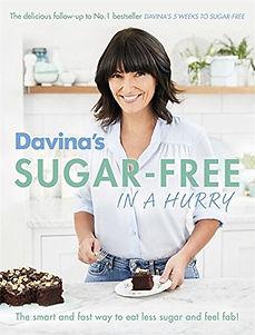 davina's sugar free, sugar free baking books, sugar free recipe books, baking recipes without sugar, sugar free baking ideas, easy sugar free baking recipes, best sugar free baking recipes, home baking gifts, gifts for bakers, baking gifts, baking presents