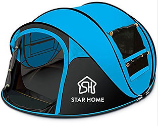 star home pop up tent, pop up tents, best pop up tents, popular pop up tents, cheap pop up tents, bargain pop up tents, durable pop up tents, travel presents, travel gifts, camping gifts, 4 person pop up tent, 2 person pop up tent
