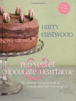 Red Velvet Chocolate Heartache, chocolate books, home baking gifts, gifts for chocolate lovers