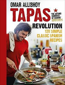tapas revolution omar allibhoy, tapas gifts, gifts for tapas lovers, tapas accessories, easy tapas recipe books, tapas bowls, tapas plates, tapas seasoning, home baking gifts, gifts for bakers, baking presents, baking gifts