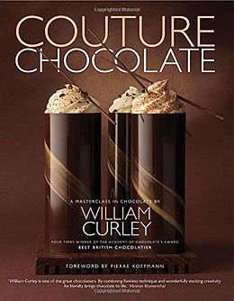 chocolate books, books for chocolate makers, top 10 chocolate gifts, william curley couture chocolate, baking gifts, gifts for bakers