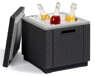 best cool box, cool boxes, allibert ice box, wicker cool box