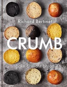 richard bertinet crumb, 2019 baking books