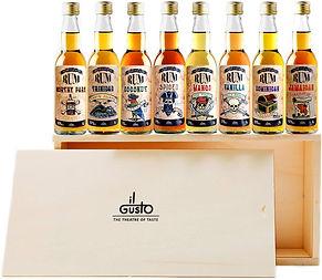 caribbean rum gift