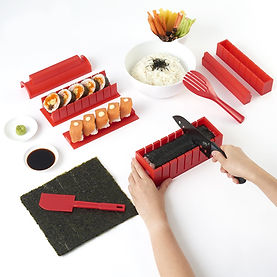sushi making kit, best sushi making kit, easy sushi making kit, gifts for sushi lovers, sushi gifts, sushi presents, sushi making presents
