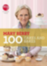 mary berry books, my kitchen table 100 cakes and bakes, gifts for bakers, home baking gifts