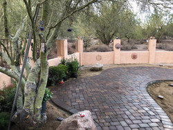 AZ Pavers completed installation