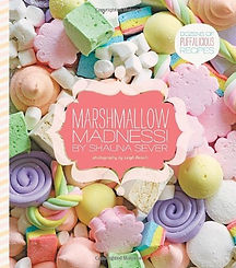 marshmallow making, marshmallow madness, marshmallow recipes, gifts for bakers