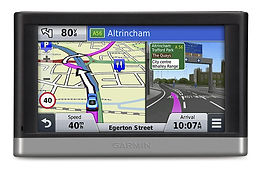 "Garmin nuvi 2577LT 5"" Sat Nav with UK and Full Europe and North America Maps"