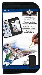 acrylic travel painting set, travel art sets, portable art sets, travel art kits, art travel sets, art travel kits, painting travel kits, drawing travel kits, pastel travel kits, art travel bags, travel presents, travel gifts