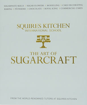 squires kitchen the art of sugarcraft, sugarcraft books, sugarcraft ideas, best sugarcraft books, easy sugarcraft books, sugarcraft cake books, sugarcraft designs, home baking gifts, baking gifts, gifts for bakers, baking presents