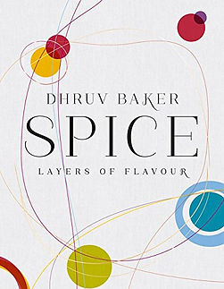 dhruv baker spice layers of flavour, masterchef books, masterchef gifts, masterchef presents, masterchef recipe books, masterchef aprons, masterchef recipes, home baking gifts, gifts for bakers, baking gifts, baking presents