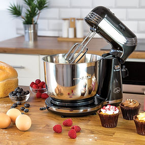 quest compact stand mixer