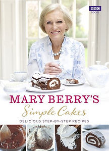 mary berry simple cakes, mary berry books