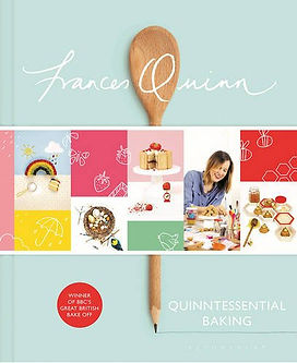 frances quinn quinntessential baking, great british bake off 2015, baking gifts