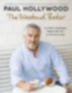 paul hollywood's the weekend baker, paul hollywood gifts, paul hollywood presents, baking gifts