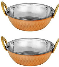 curry serving dishes