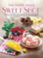 the home made sweet shop, sweet making books, sweet making recipe books, sweet recipe books, how to make sweets, confectionery books, confectionery recipe books, books for sweet makers, home baking gifts, gifts for bakers, baking presents, baking gifts