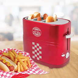 twin hot dog maker