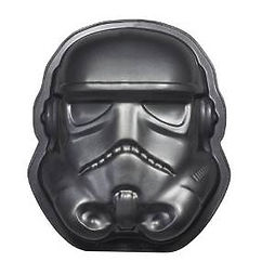 Star Wars Stormtrooper Baking Tray, star wars bakeware, star wars baking accessories, gifts for bakers, baking presents, home baking gifts