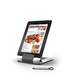 prepara iprep tablet stand, best tablet stands, kitchen tablet stands, kitchen tablet holders, wooden kitchen tablet stands, kitchen ipad stands, kitchen kindle stands, chef tablet stands, cook tablet stands