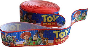 toy story cake ribbon