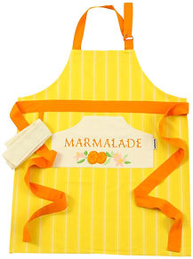 marmalade apron, marmalade making accessories, marmalade accessories, marmalade recipe books, how to make marmalade, how to make marmalade at home, marmalade pans, home baking gifts, gifts for bakers, baking presents