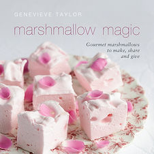 marshmallow making books, marshmallow recipes, marshmallow gifts
